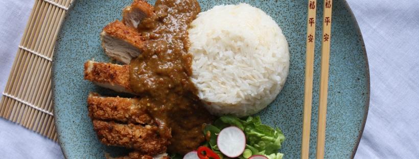 Chicken Katsu Curry Wish To Dish