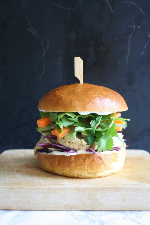 bahn mi burger recipe