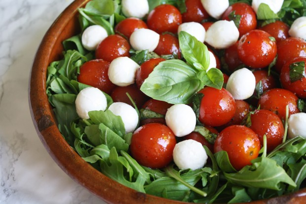caprese salad recipe wish to dish (11)
