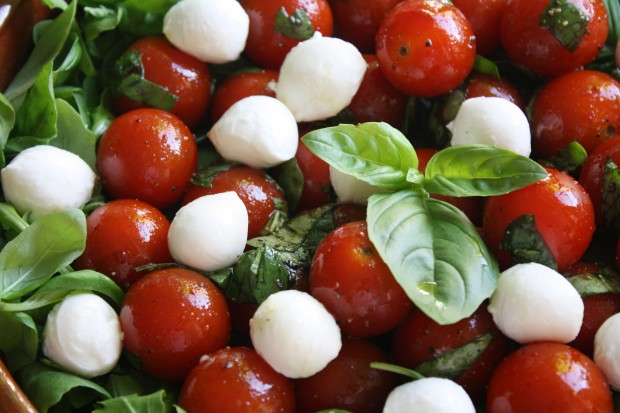 caprese salad recipe wish to dish (12)