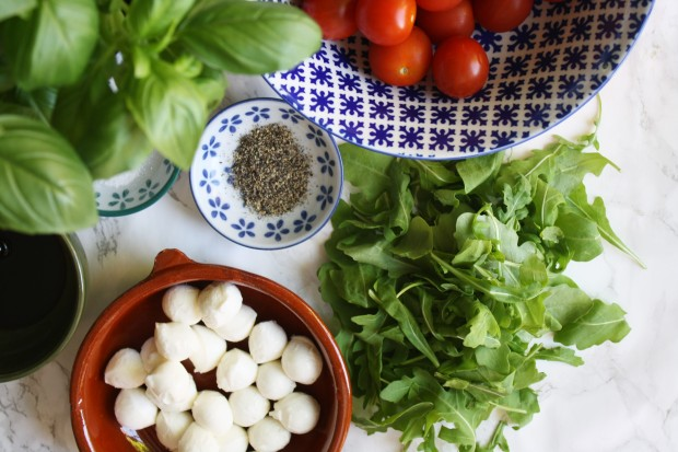 caprese salad recipe wish to dish (2)