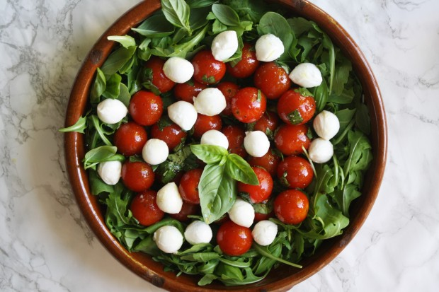 caprese salad recipe wish to dish (9)