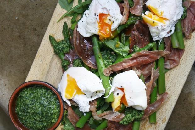 wish to dish pesto asparagus and eggs recipe (10)