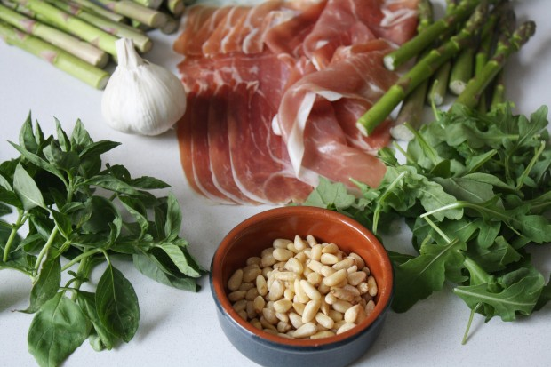 wish to dish pesto asparagus and eggs recipe (6)