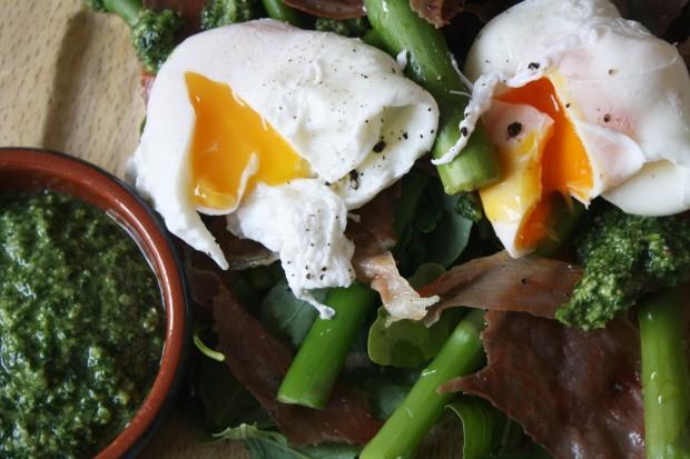 wish to dish pesto asparagus and eggs recipe (8)
