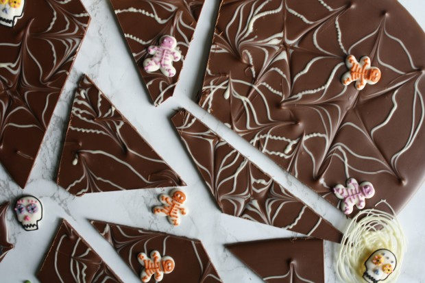 Chocolate halloween slab wish to dish recipe (15)