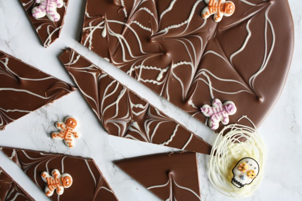 Chocolate halloween slab wish to dish recipe (20)