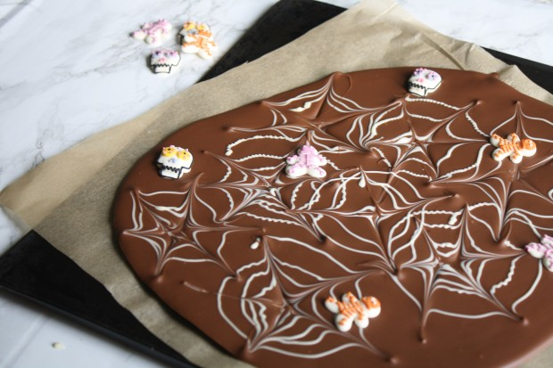 Chocolate halloween slab wish to dish recipe (9)