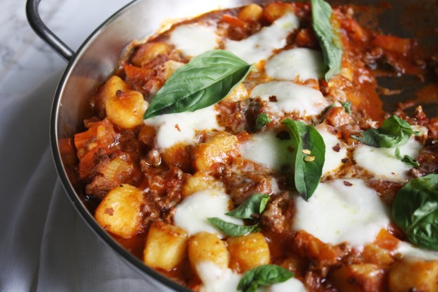 gnocchi bololgnese recipe wish to dish (9)