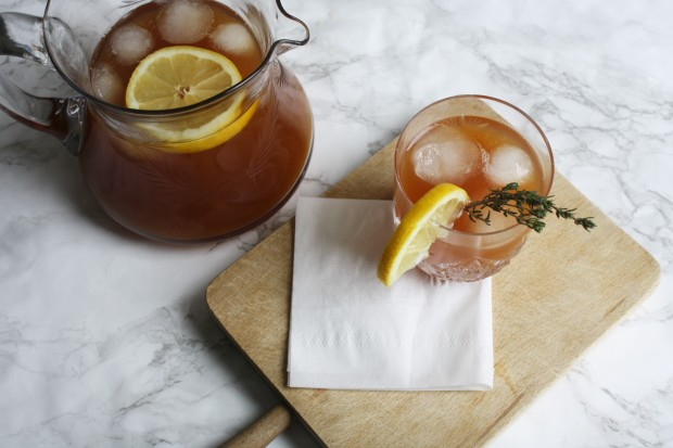 Peach ice tea recipe wish to dish (2)