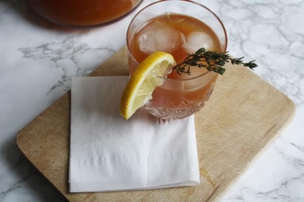 Peach ice tea recipe wish to dish (4)