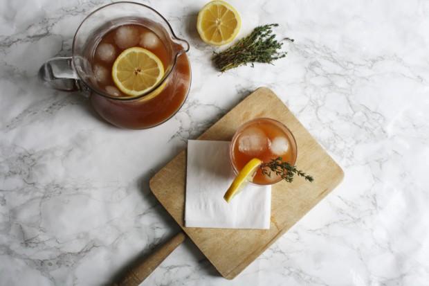 Peach ice tea recipe wish to dish (7)