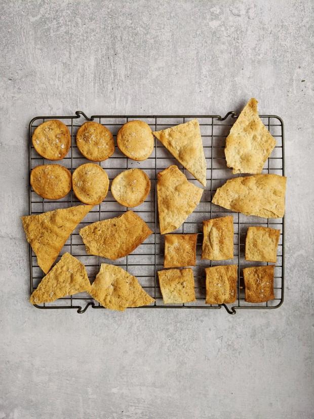 sourdough discard cracker recipe wish to dish 2
